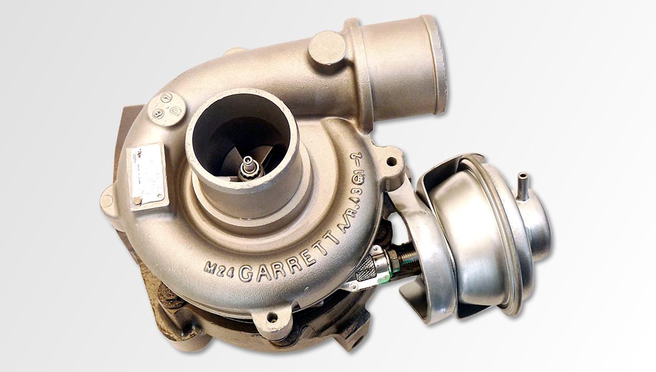 Turbocompressori   SAITO