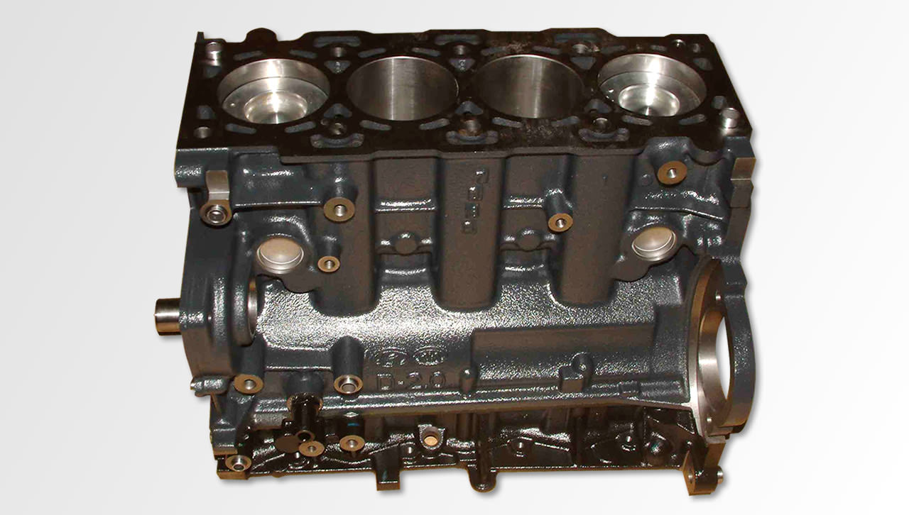 Motori semiallestiti | SAITO
