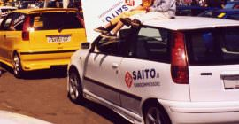 Kit SP170 per Fiat Punto GT 1.4 | SAITO