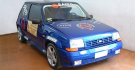 Kit SR175 per Renault 5 GT Turbo | SAITO