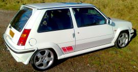 Kit SR190 per Renault 5 gt turbo | SAITO
