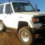 Kit ST110 54010 per Toyota land cruiser lj70 faro tondo | SAITO