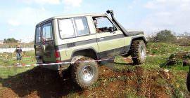 Kit ST110 54060 per Toyota land cruiser lj70 faro quadrato | SAITO