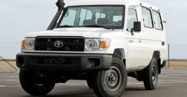 Kit ST200WG per Toyota land cruiser l4.2l | SAITO