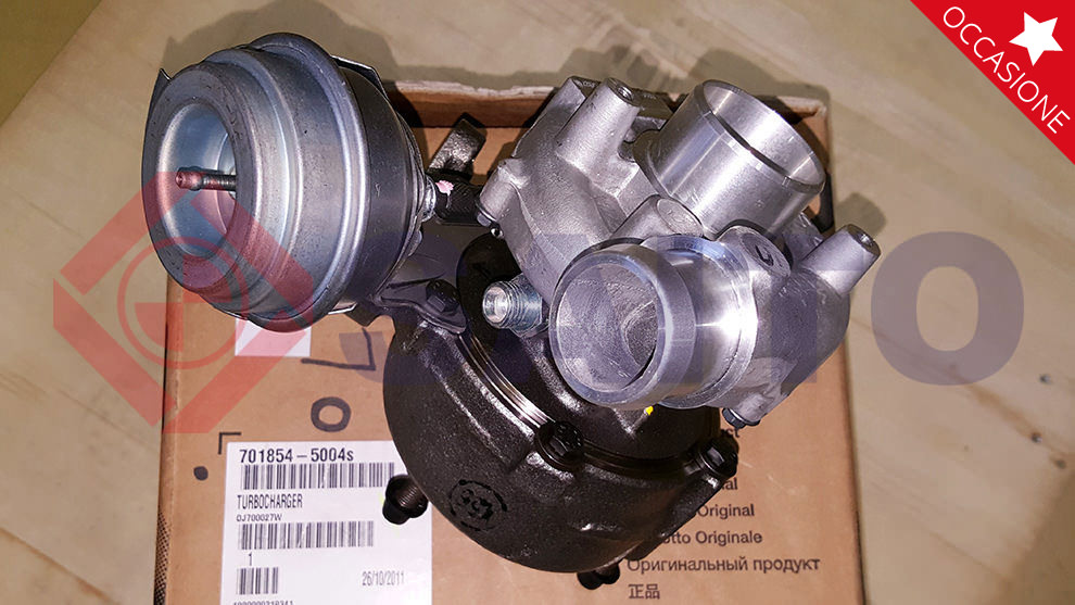 Occasione Turbo 701854-5004 701854-5005 | SAITO