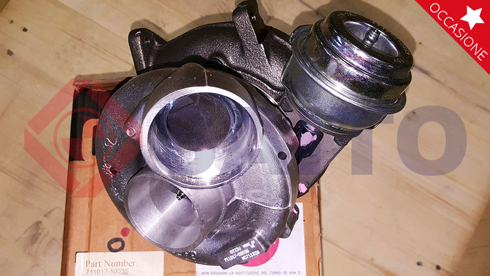 Occasione Turbo 711017-5003 711017-5004 | SAITO