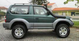 Kit ST150 WG per Toyota Land Cruiser 3.0L | SAITO