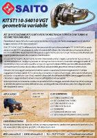 kit elaborazione 4x4 st110-54010 VGT | SAITO