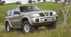 Kit SSP160VGT per Nissan Patrol Y61 2.8 RD28ETi | SAITO
