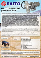 kit elaborazione 4x4 ST110-54010WG | SAITO