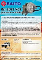 kit elaborazione 4x4 SDT2VGT | SAITO