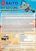 kit elaborazione 4x4 SDT2WG | SAITO