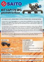 kit elaborazione 4x4 SSP170WG | SAITO