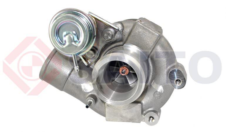 Turbocharger kit SSP150 WG suitable for Nissan Patrol 2 8L