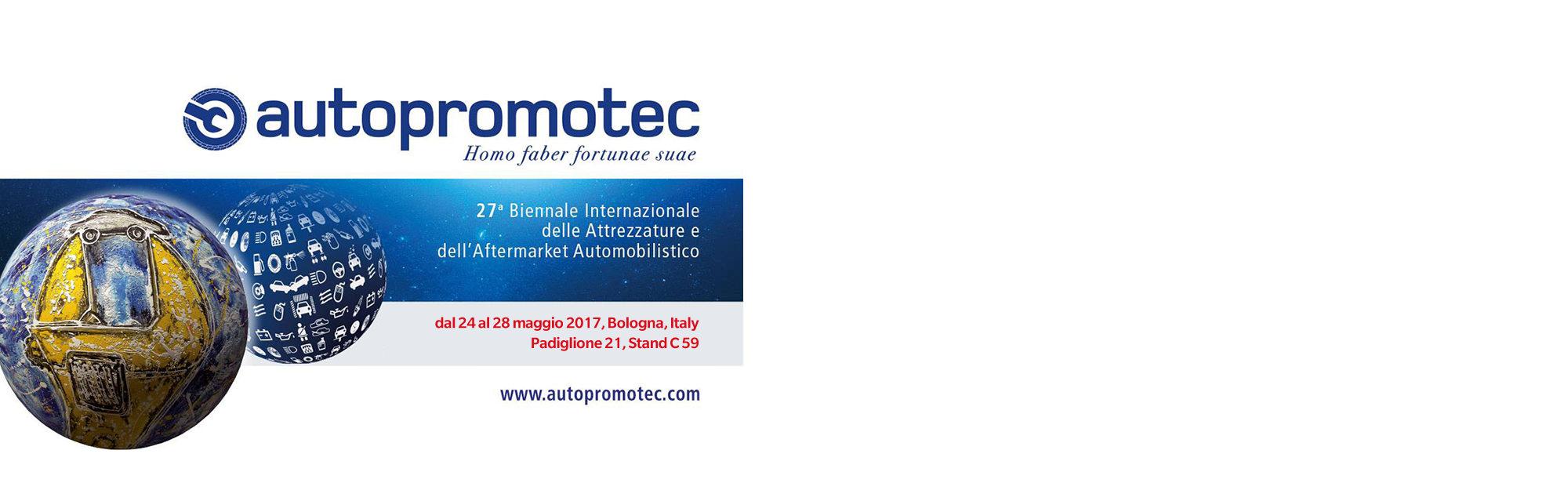 Slide Autopromotec 2017 | SAITO