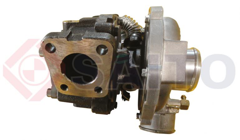 Turbo SSP160 VGT kit, the right balance between reliability and