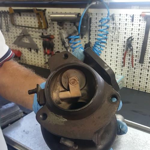 Revisione turbo Sierra Cosworth: quando una carburazione ottimale e l'uso di componenti originali fanno la differenza! | SAITO