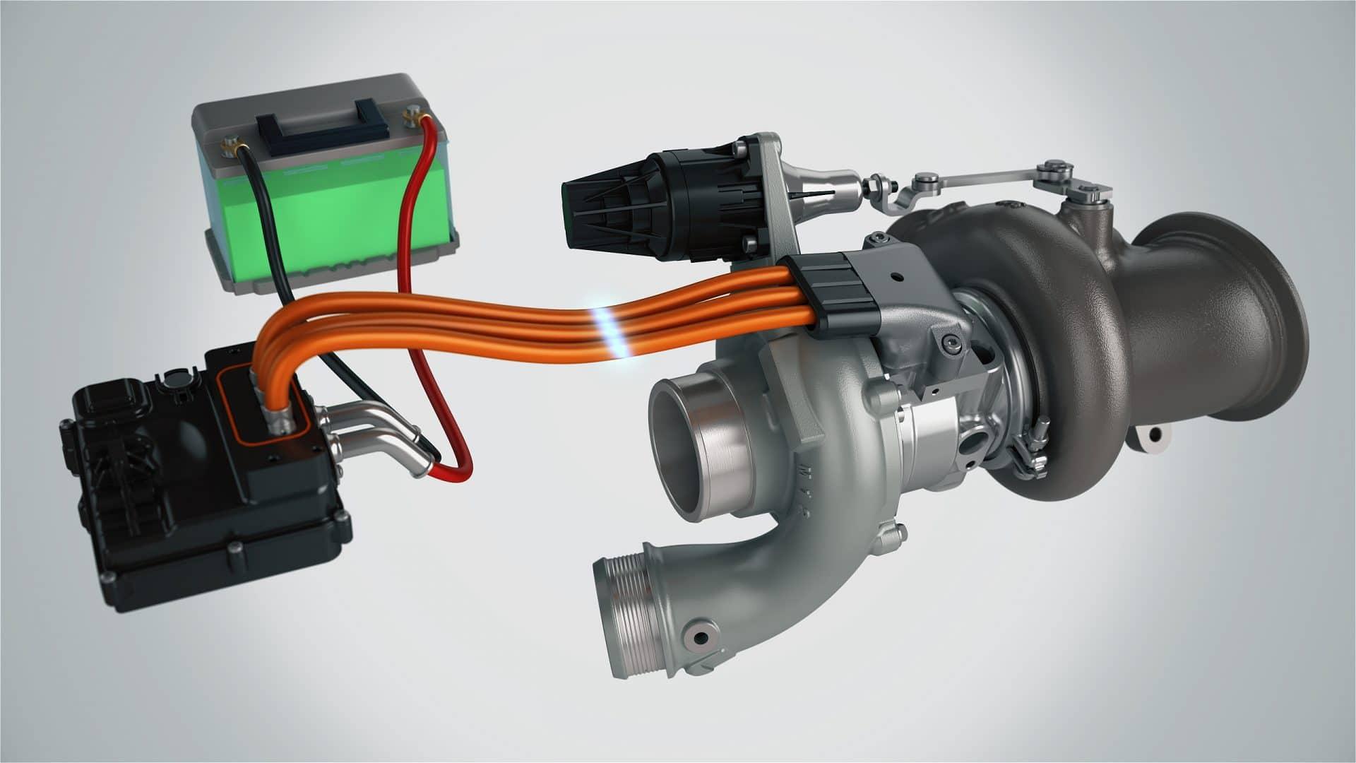 Garrett: il turbo elettrificato arriva nel 2021