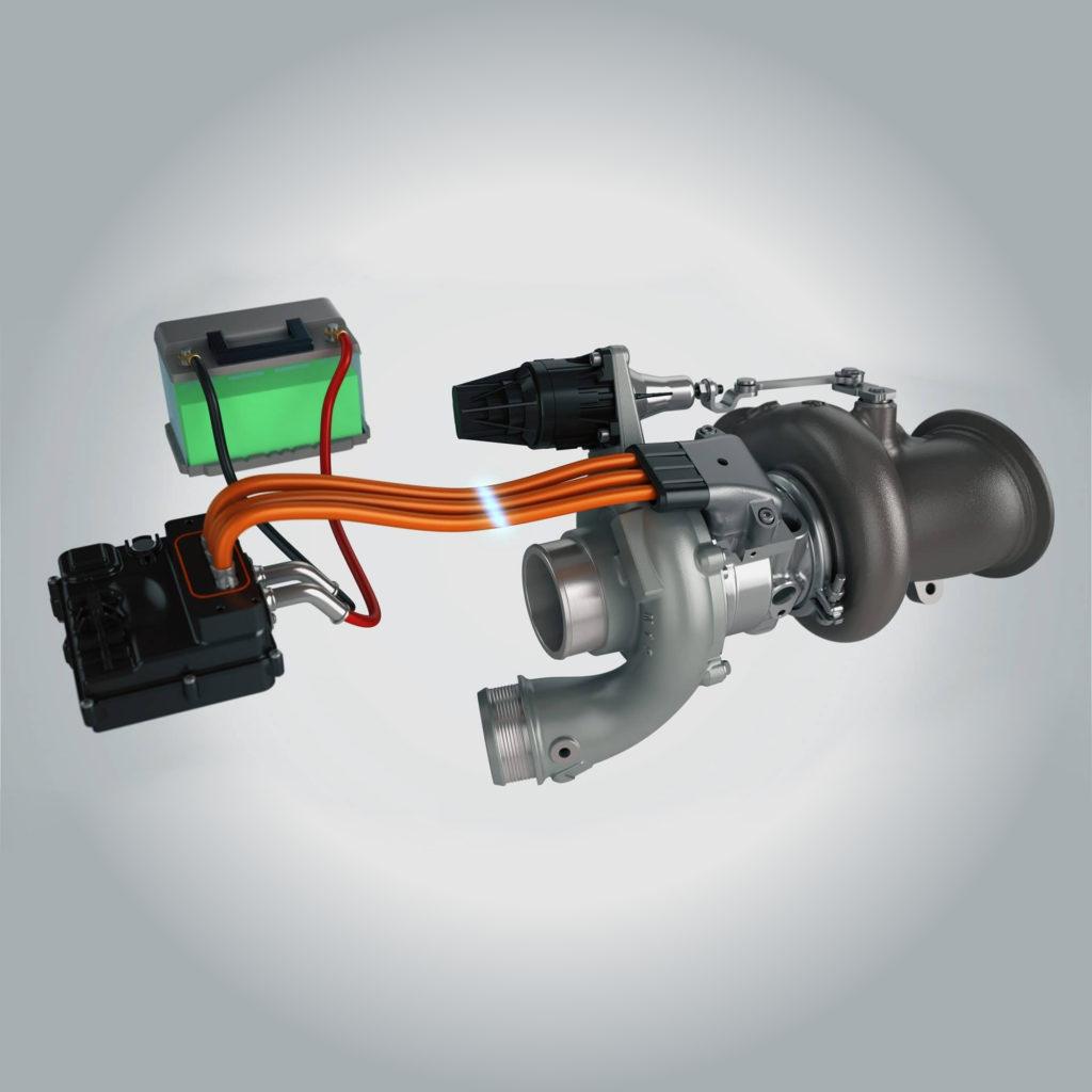 E-Turbo Garrett arriva nel 2021 | SAITO