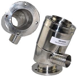 Exhaust Riser Iveco AIFO 8361 | SAITO