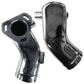Exhaust Riser Kohler Yanmar 129673-13552 | SAITO