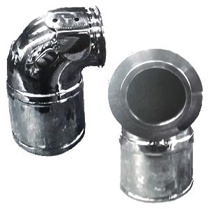 Exhaust Riser Yanmar 119574-13500 119574-13530 | SAITO