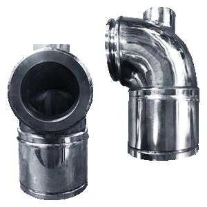 Exhaust Riser Yanmar 119773-13500 | SAITO