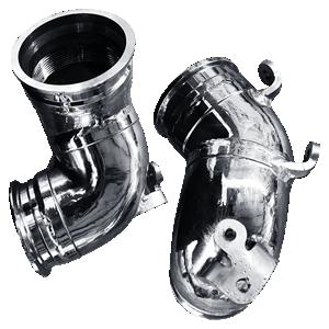 Exhaust Riser Yanmar 119778-13300 | SAITO