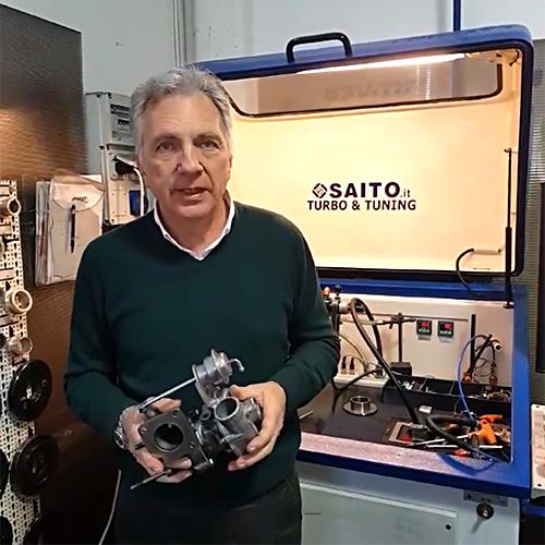 Una grande piccola sportiva! – Revisione Turbina Fiat Uno Turbo i.e. | SAITO