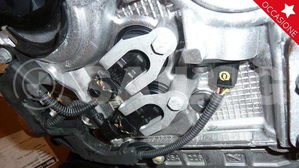 Occasione Motore Bmw N46B20BD | SAITO