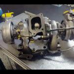 Revisione turbo Hitachi per Mazda RX-7: agli albori del biturbo! | SAITO