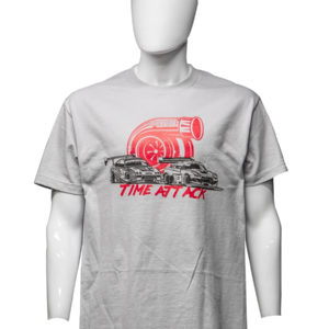 "Garrett Gear - T-Shirt ""Time Attack"" 