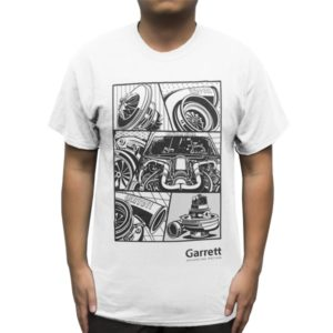"Garrett Gear - T-Shirt ""Comic"" 