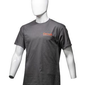 "Garrett Gear - T-Shirt ""Garrett Advancing Motion"" 