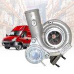 Originale è meglio! Turbo Mitsubishi 49389-04551 per Iveco Daily