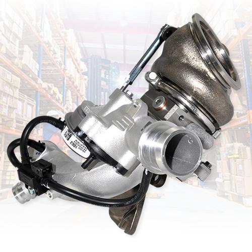 Nuovo originale ad un prezzo simile al rigenerato! Turbo Garrett 781504-5014s in offerta | SAITO